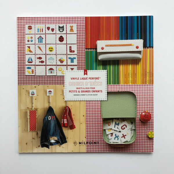 Idea Book #3 for Perforated Vinyl Projects: Projects for Young & Old