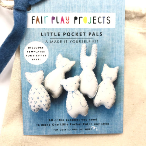 Little Pocket Pals Sewing Kit