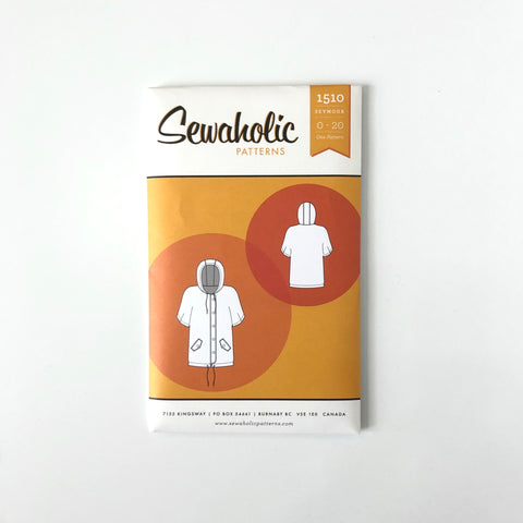 Sewaholic Patterns : Seymour Jacket
