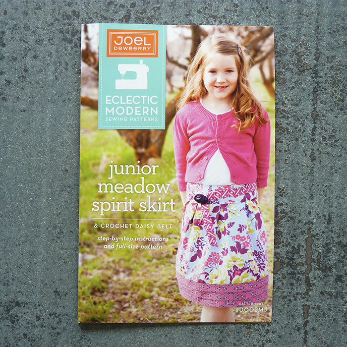 Joel Dewberry Patterns : Junior Meadow Spirit Skirt Thumbnail