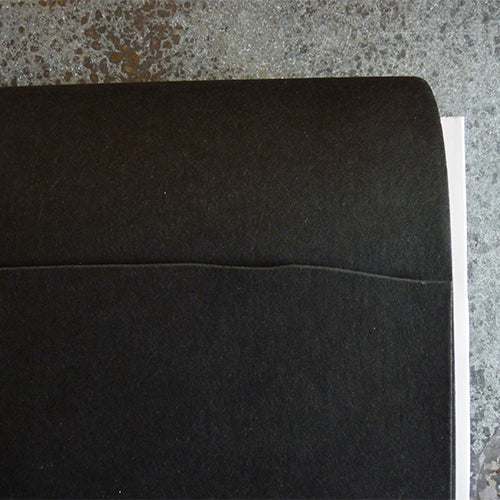 Kraft-Tex Sewable Paper - Black