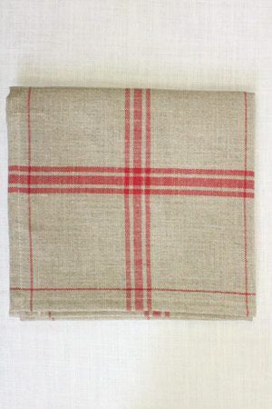 sajou linen tea towel