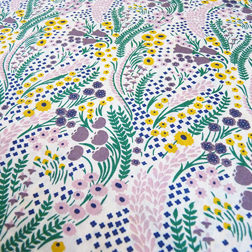 liberty of london tana lawn floral fabric
