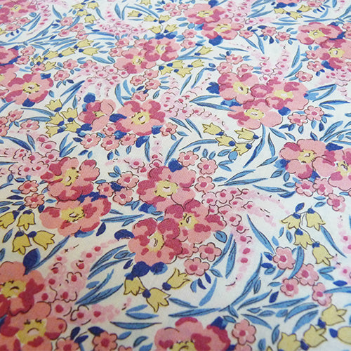 Liberty of London Tana Lawn - Swirling Petals D Thumbnail