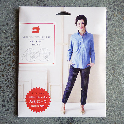 liesl and co classic button up shirt