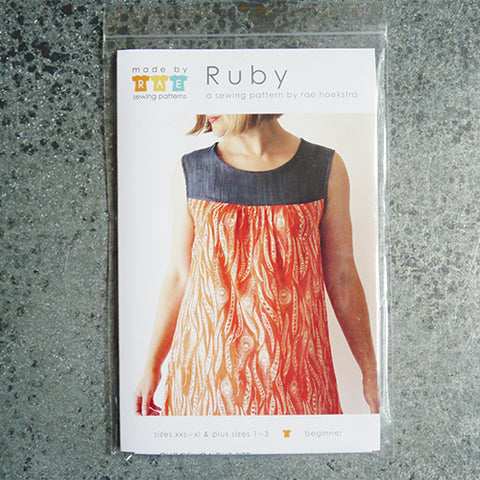 Made by Rae : Ruby Top & Dress