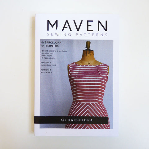 Maven Patterns : The Barcelona Pattern