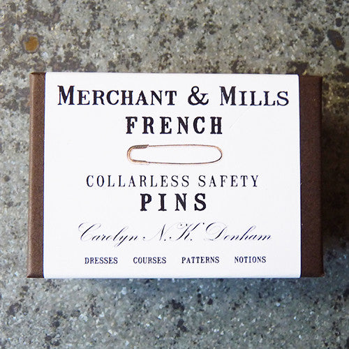 merchant and mills safety pins