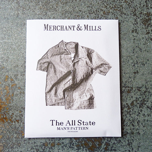 merchant and mills sewing pattern all state