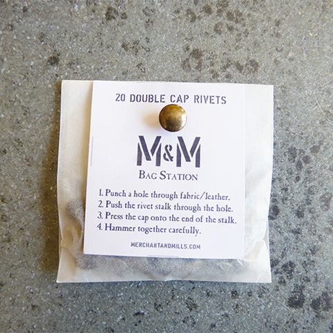 merchant and mills rivet bronze