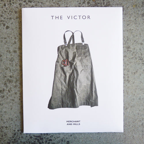 merchant and mills victor apron sewing pattern