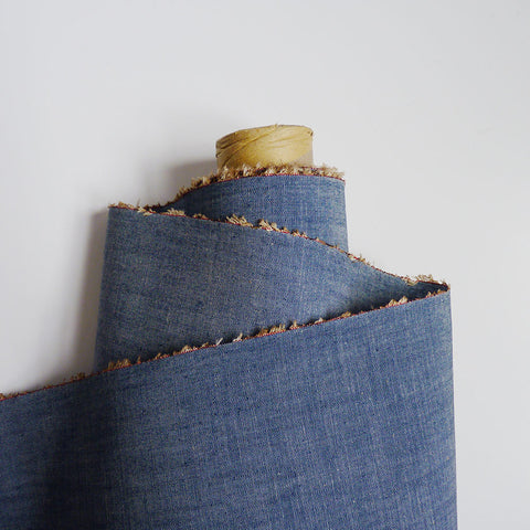 Merchant & Mills Fabric : 6oz Californian Cotton Denim