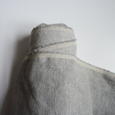 Merchant & Mills Fabric : Marl Brushed Linen/Recycled Cotton