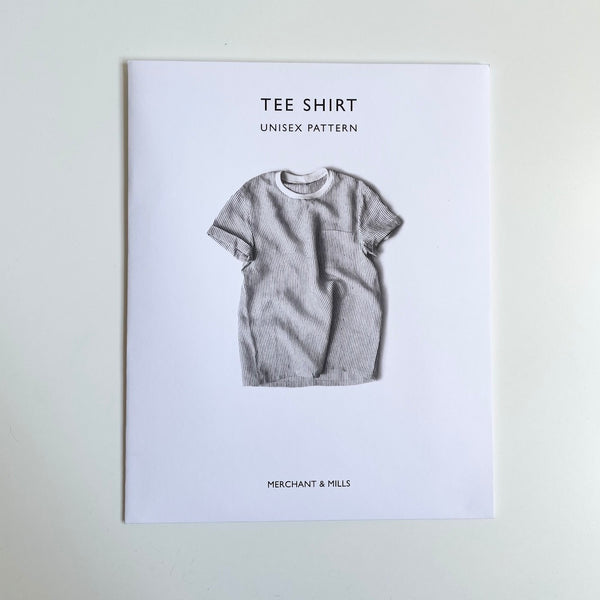 Merchant & Mills Pattern : Tee Shirt