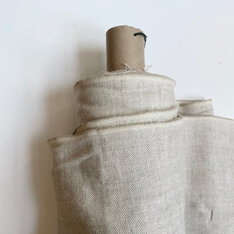 Merchant & Mills Fabric : Upholstery Linen - White Sands