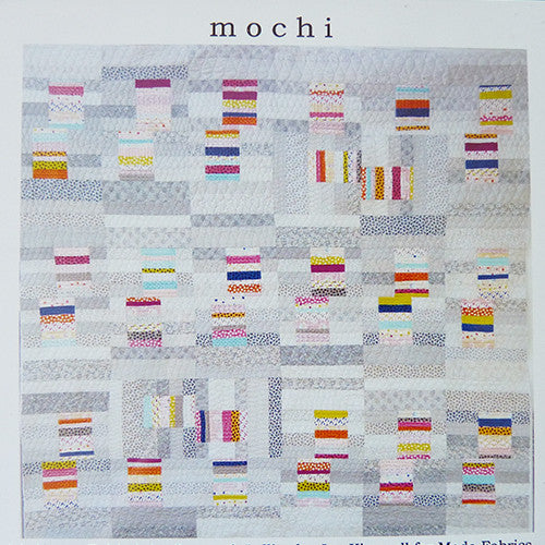 Beyond the Reef Patterns : Mochi Quilt Thumbnail