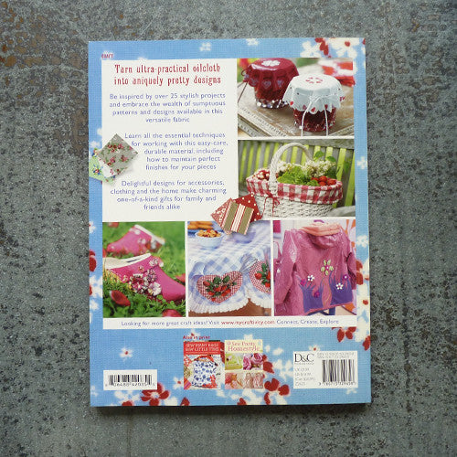 Oilcloth Inspirations - Sophie Bester Thumbnail