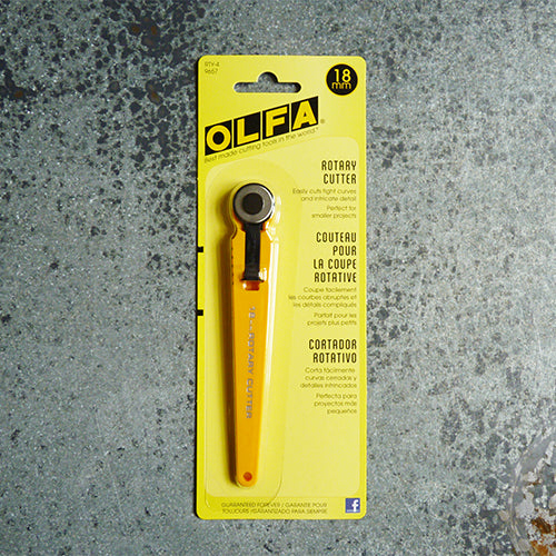 Olfa Rotary Cutter - 18 mm