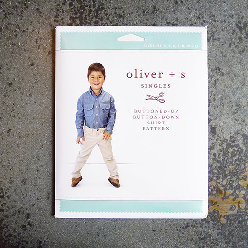 oliver and s button up button down shirt sewing pattern
