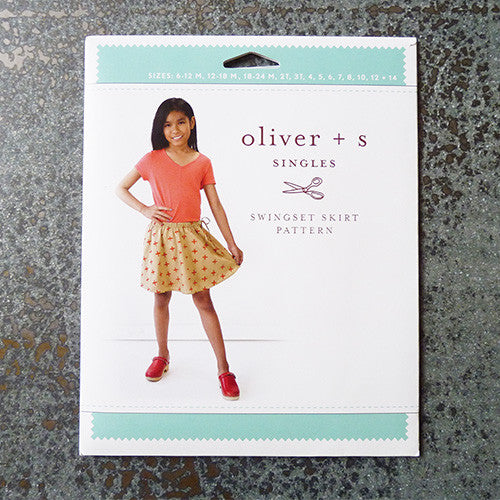 oliver and s sewing pattern swingset skirt