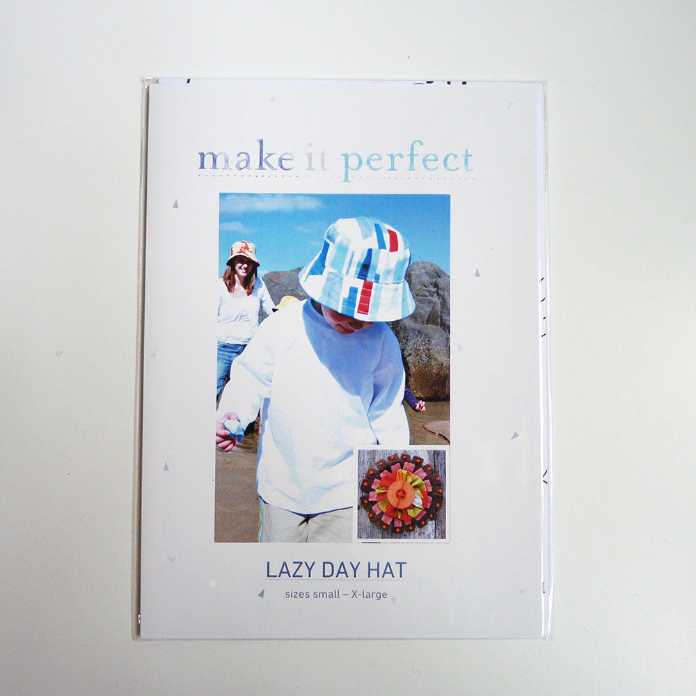 Make it Perfect : Lazy Day Hat