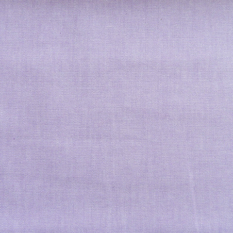 pima cotton oxford lavender