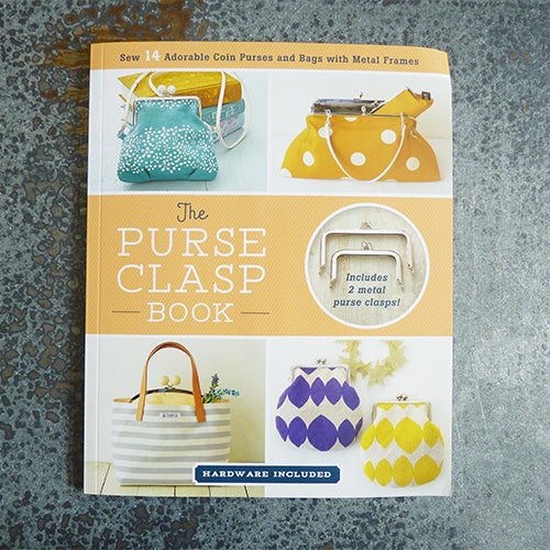 the purse clasp book zakka workshop
