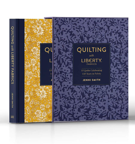 Quilting with Liberty - Jenni Smith