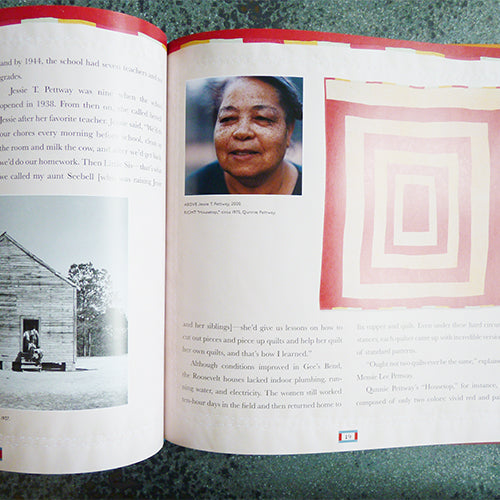 The Quilts of Gee's Bend - Susan Goldman Rubin Thumbnail