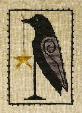 Counted Cross Stitch Pattern: Starring Russell Crow