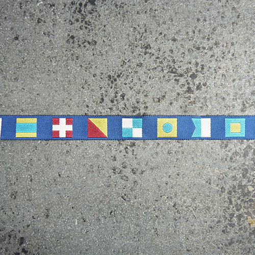 nautical flag ribbon