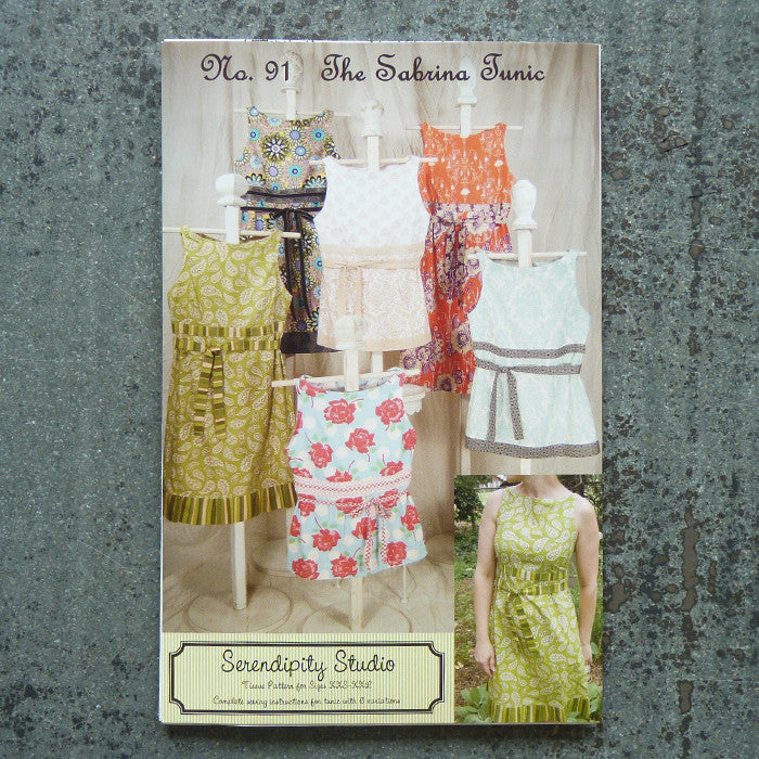 Serendipity Studio : The Sabrina Tunic Thumbnail