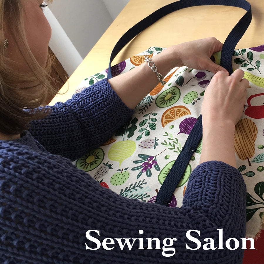 Dec. 6 and 13: Sewing Salon Wednesdays