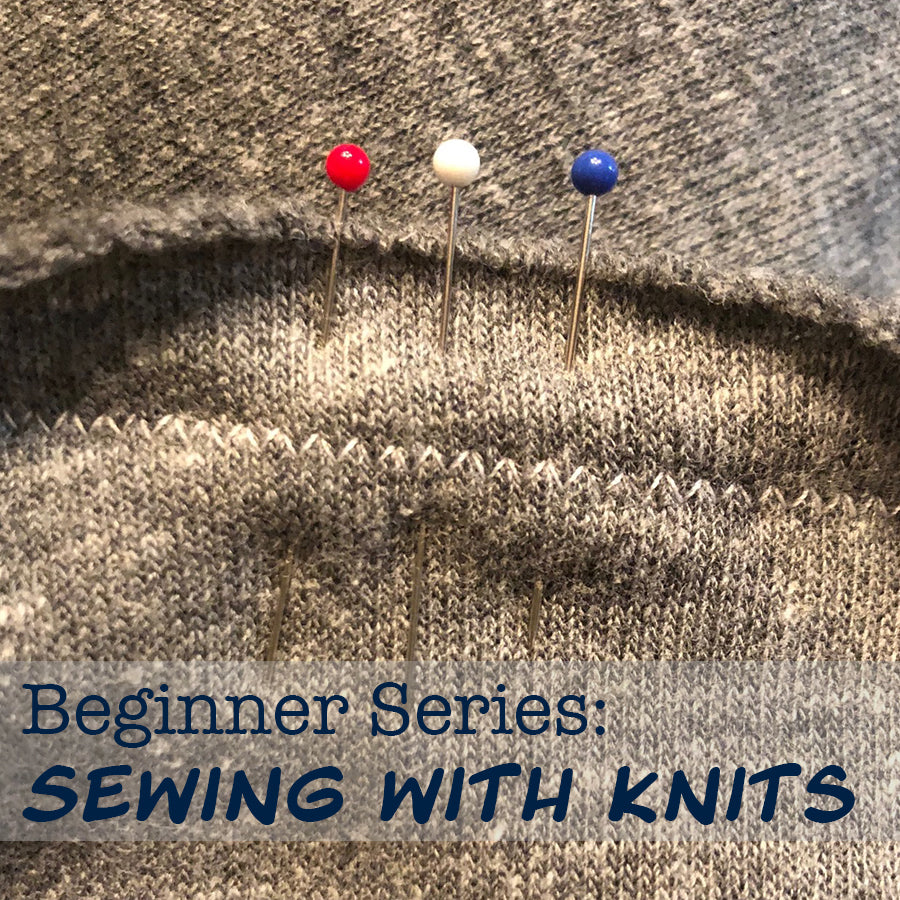 Learn to Sew with Knits