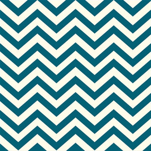 birch organic cotton chevron