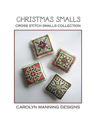 Counted Cross Stitch Pattern: Christmas Smalls