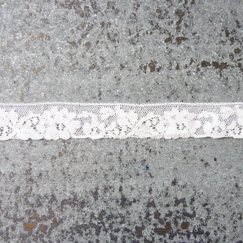 solstiss lace ivory floral edging