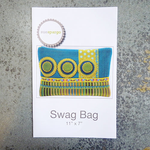 sue spargo swag bag pattern instructions