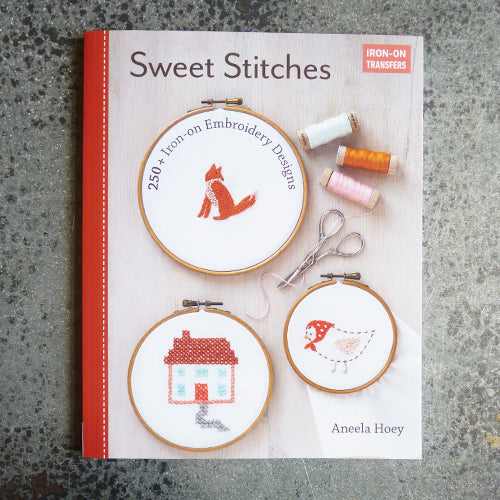 sweet stitches embroidery transfers aneela hoey