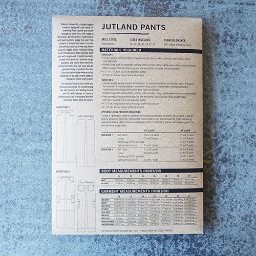 Thread Theory : Jutland Pants Thumbnail