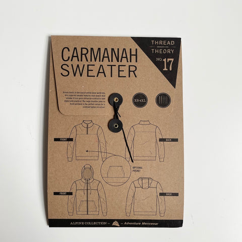 Thread Theory : Carmanah Sweater