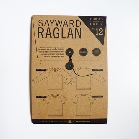 Thread Theory : Sayward Raglan sewing pattern