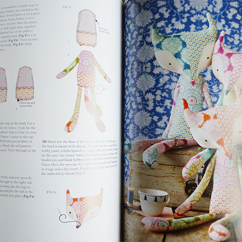 Tilda : Sewing by Heart - Tone Finnanger Thumbnail