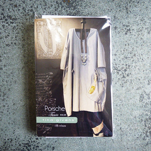 tina givens porsche tunic sewing pattern
