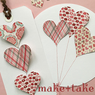 make+take FREE valentines