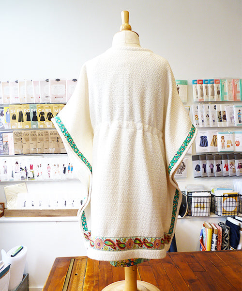 Sample Sale : Child's Liberty Dress with Wool Wrap Thumbnail