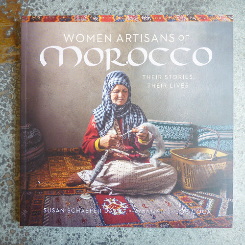 women artisans of morocco susan schaefer davis joe coca