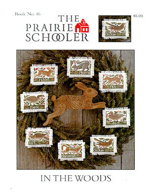 Counted Cross Stitch Pattern: In the Woods