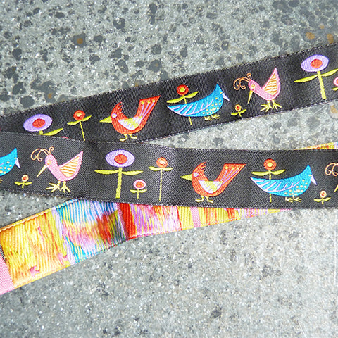 zecca bird ribbon