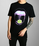 Paradice Acid Graphic Black Tee